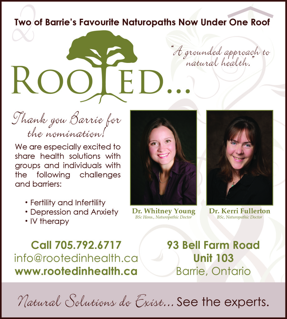Barrie's Favourite Naturopaths