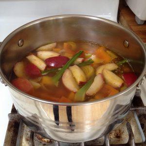 butternut soup 1