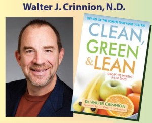 Walter-J-Crinnion-Clean-Green-and-Lean-drop-the-weight-in-30-days